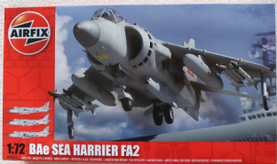 Airfix 1/72 04052 BAe Sea Harrier FA.2
